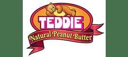 Teddie Natural Peanut Butter Logo
